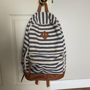 Target Striped Backpack